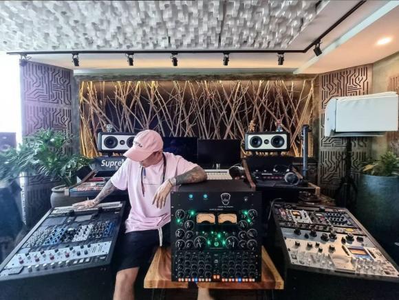 Binz, rapper Binz, sao Việt