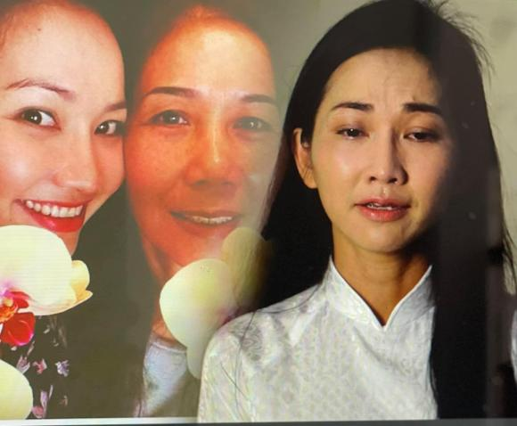 Kim Hiền, mẹ Kim Hiền, sao việt