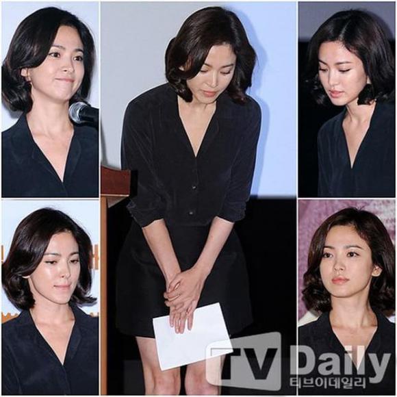 song hye kyo, song joong ki, park bo gum