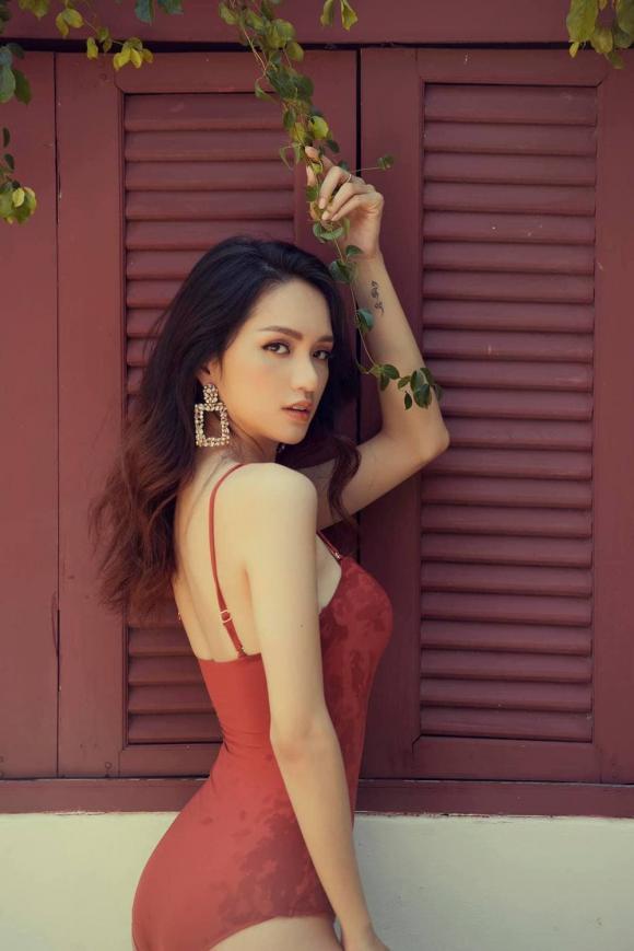 diễn viên Baifern Pimchanok, hoa hậu Hương Giang, sao Việt