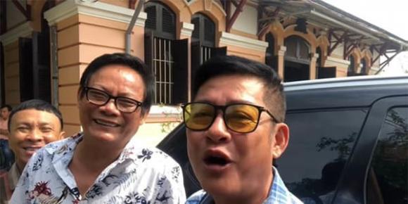 danh hài Tấn Beo, danh hài Tấn Hoàng, sao Việt