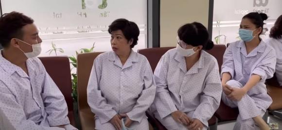 Phương Dung, Thụy Mười, Phi Phụng, diễn viên Minh Dũng