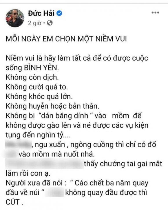N.H.K, hacker, đá đểu, cà khịa, sao Việt