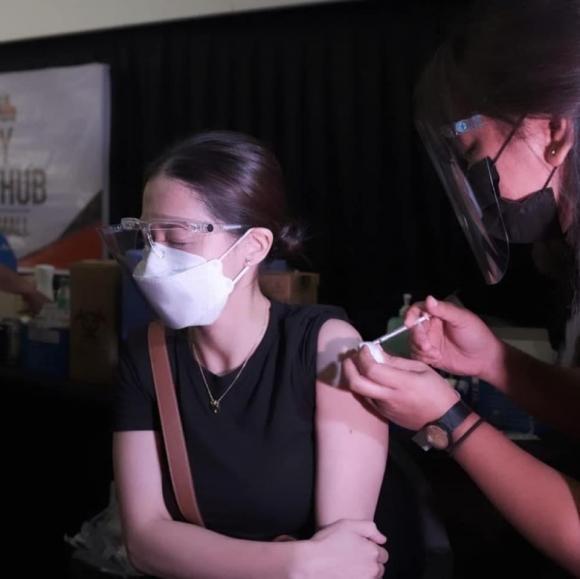 marian rivera, dingdong dantes, tiêm vắc-xin, mỹ nhân đẹp nhất philippines
