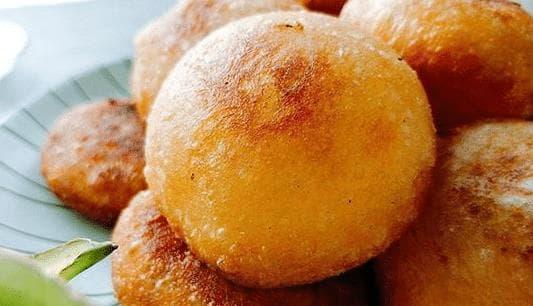 bánh rán đường ngon, ẩm thực gia đình, món ngon mỗi ngày