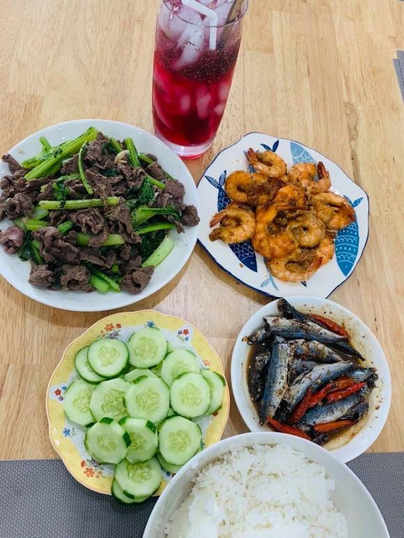 Hồ Bích Trâm, Hồ Bích Trâm nấu ăn, chồng Hồ Bích Trâm