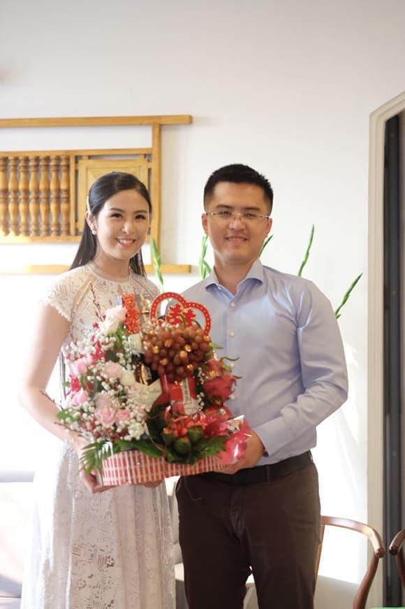 Hoa hậu Ngọc Hân chính thức hé lộ váy cưới kèm chi tiết nhỏ 'bật mí' hôn lễ hoành tráng sắp tới