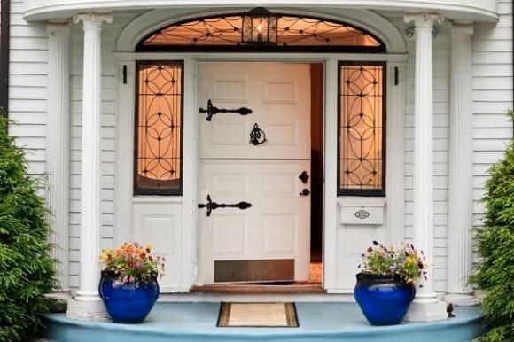 phong thủy, phong thủy cửa chính, màu sắc cửa chính, phong thủy màu sắc cửa chính, màu sắc cửa chính  và những điều tối kỵ trong phong thủy
