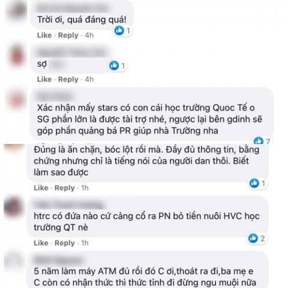 Hồ Văn Cường, Phi Nhung, Giảm học phí 100%,