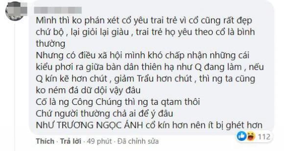 Nathan Lee, Lệ Quyên, sao Việt