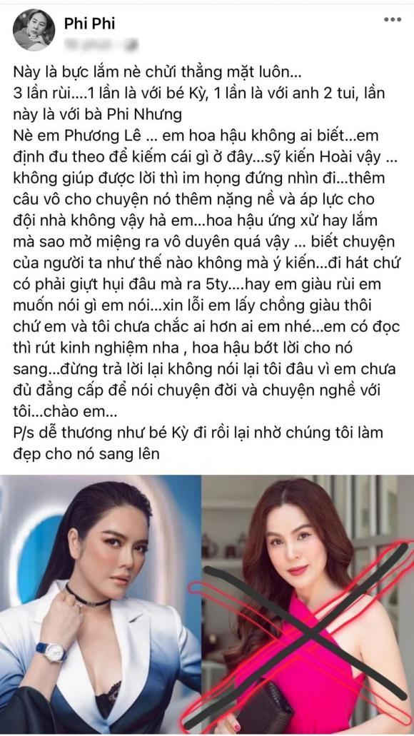 hoa hậu Phương Lê, make up của Hoài Linh, danh hài Hoài Linh, sao Việt