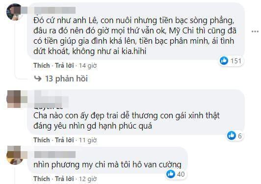 Quang Lê, Phương Mỹ Chi, Phi Nhung, sao việt