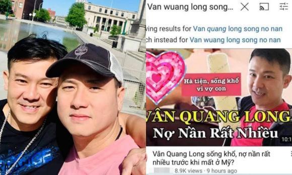 Linh Lan, Vân Quang Long, Chỉ trích
