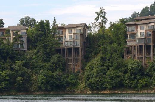 Tại sao người giàu lại chuyển về chung cư ở tầng cao, chung cư, nhà giàu chuyển về chung cư