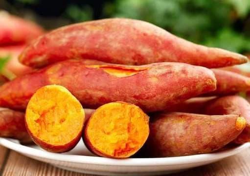 ẩm thực gia đình, khoai lang, món ngon mỗi ngày