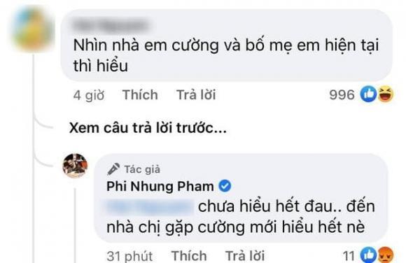Phi Nhung, Hồ Văn Cường, Sao Việt, Loạt lùm xùm
