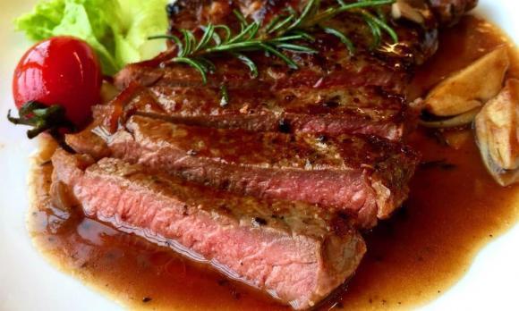 bò nhúng giấm, công thức làm bò nhúng giấm, món ngon từ bò