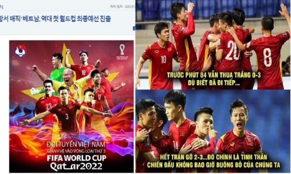 Vòng loại World Cup 2022, Đội tuyển Việt Nam