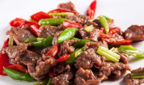 thịt bò, xào thịt bò, dạy nấu ăn, mẹo nấu ăn