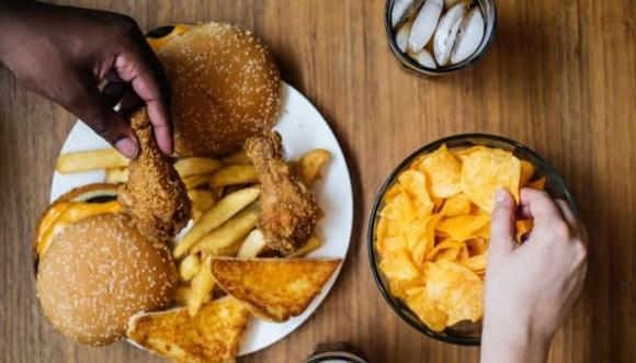 thực phẩm gây hại, thức ăn gây hại, ăn uống sai