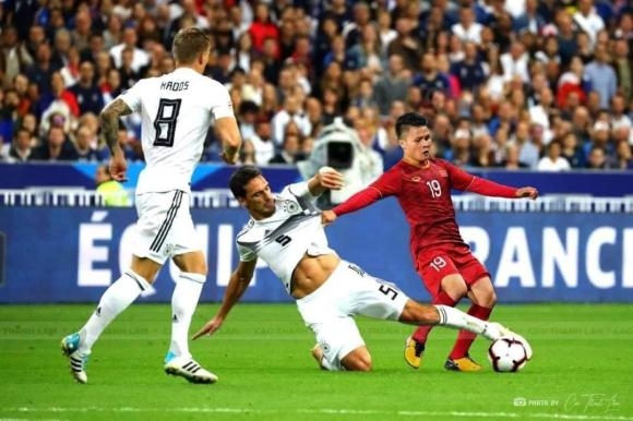 World Cup, Quang Hải, Công Phượng, Ronaldo