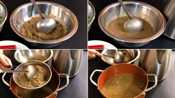 canh cua rau đay, cách nấu canh cua rau đay, món ngon