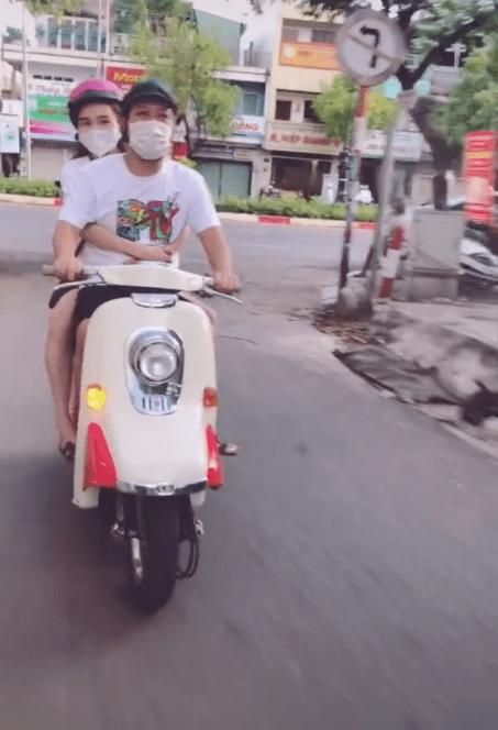 Nhã Phương, Trường Giang, Sao Việt, Tình tứ