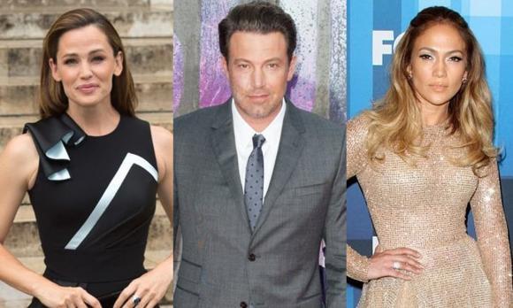 Jennifer Lopez, Ben Affleck, con jennifer lopez
