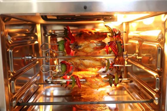 cánh gà nướng bia, dạy nấu ăn, món ngon