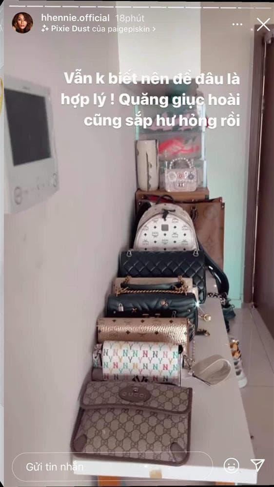 H'Hen Niê, đồ hàng hiệu, Hoa hậu H'Hen Niê