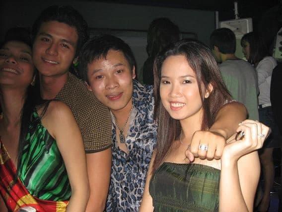 hoa hậu Thùy Lâm, siêu mẫu Vĩnh Thụy, sao Việt