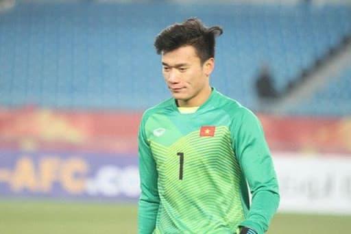 Bùi Tiến Dũng, thủ môn Bùi Tiến Dũng, đội tuyển bóng đá Việt Nam