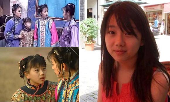 Triệu Vy, phim Hoàn Châu cách cách, sao Hoa ngữ