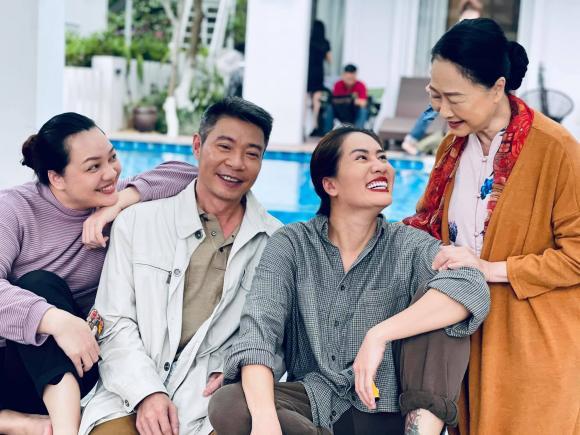 Hương vị tình thân, sâm ô sin, diễn viên Minh Cúc