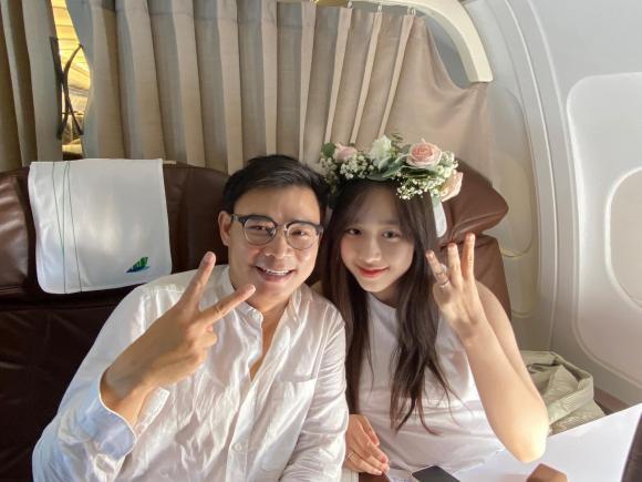 Phạm Ngọc Hà My, người đẹp từng tặng hoa cho Tổng thống Mỹ Donald Trump, cầu hôn