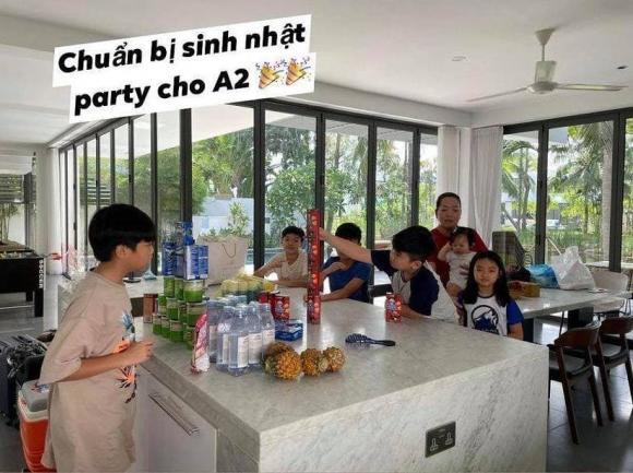 Cường Đô La, Đàm Thu Trang, Subeo, Sao Việt
