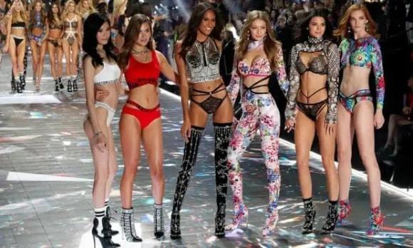 Victoria's Secret, mẫu nội y, siêu mẫu