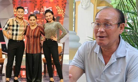 nghệ sĩ Lê Giang, con trai lê giang, sao Việt
