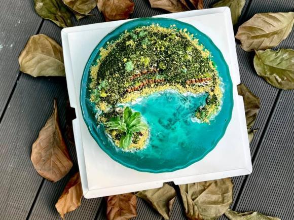 Hồ Ngọc Hà, bánh sinh nhật Subeo, sao Việt