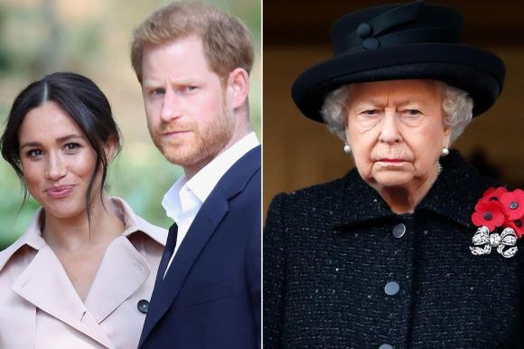 harry meghan, nữ hoàng anh, hoàng gia anh