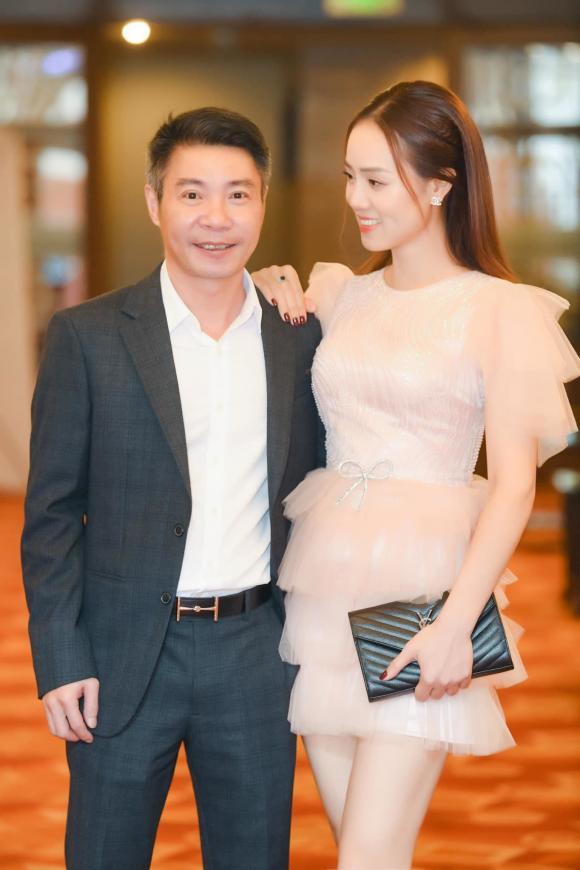 Ngọc Hà, vợ Công Lý, nghệ sĩ Công Lý
