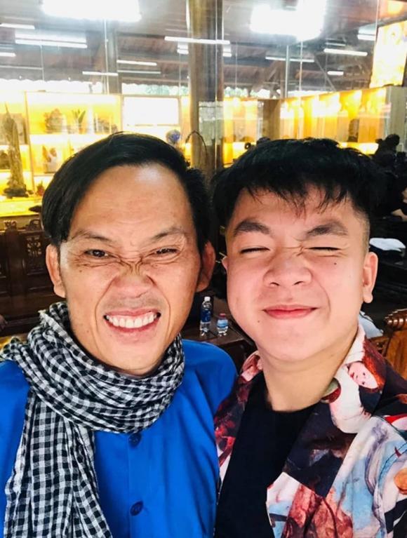 bé Ben, con nuôi danh hài Hoài Linh, danh hài Hoài Linh, sao Việt