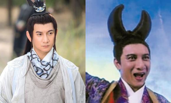 Hồ Ca, Vương Nhất Bác, Trương Hàn, Ngô Kỳ Long, Đặng Luân, nam thần Cbiz, diễn viên Hoa Ngữ