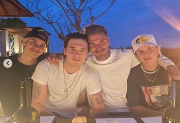 bé Harper, Harper Beckham, gia đình Becks