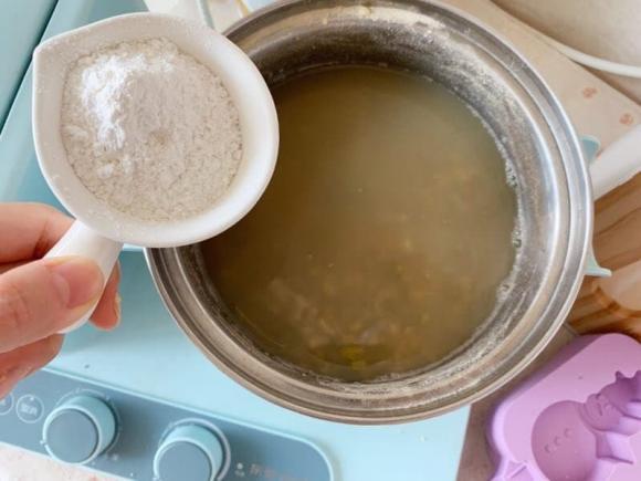 làm kem, dạy nấu ăn, mẹo nấu ăn, kem đậu xanh