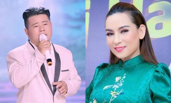 Phi Nhung, Hồ Văn Cường, nhạc sĩ Hồng Xương Long