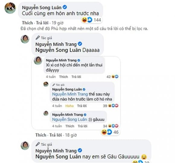 Thái Hoà, Hồng Ánh, Trương Thế Vinh, Nhã Phương, Thuý Ngân, Song Luân