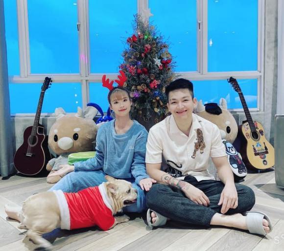 Khởi My, Kevin Khánh, 31, streamer, penhouse, hạnh phúc, con, chồng, sao Việt