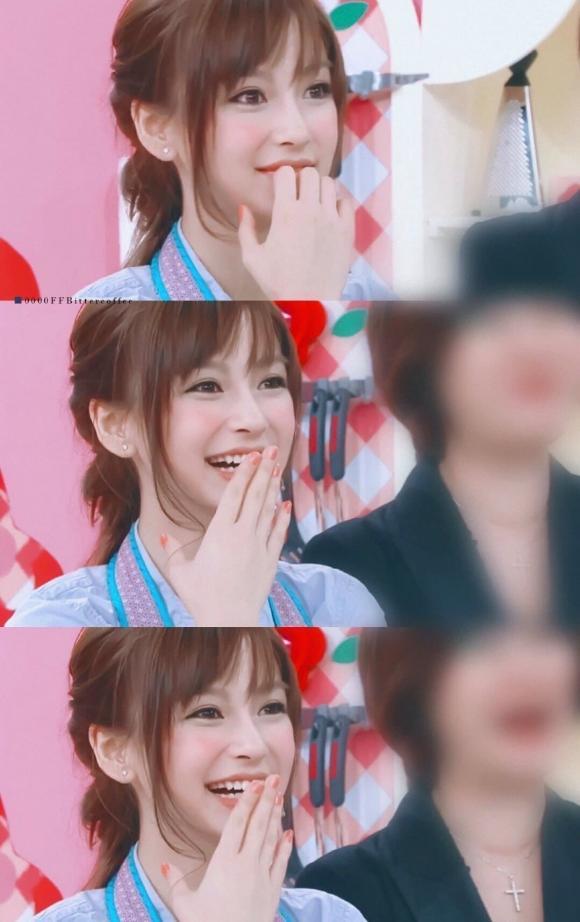 Những năm tháng thanh xuân, có một Angelababy xinh đẹp như đóa hồng, khiến netizen bồi hồi khi nhìn lại