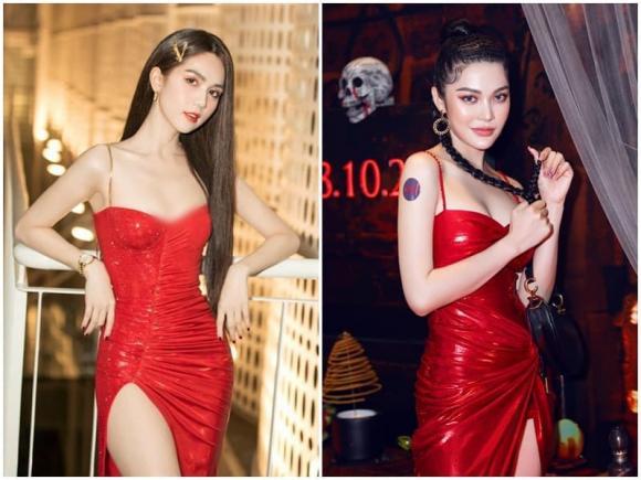 Nữ hoàng nội y ngọc trinh,nữ hoàng nội y Ngọc Trinh gợi cảm, ca sĩ Lily Chen, sao việt